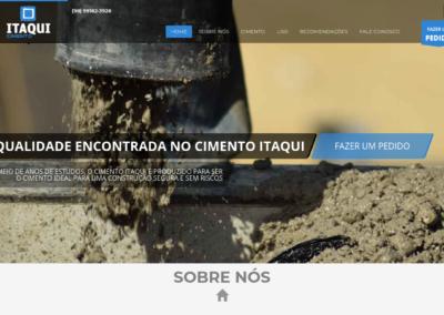 Site Cimento Itaqui