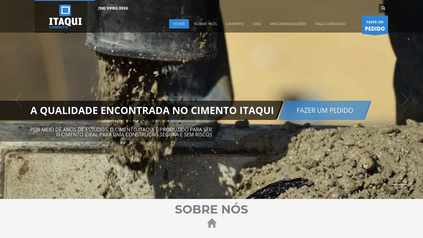 Site Cimento Itaqui 1